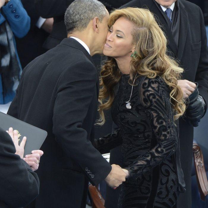 Beyoncé und US-Präsident Obama haben eine Affäre (Foto)