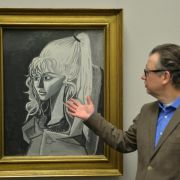 Picassos Sylvette-Porträts in der Kunsthalle Bremen (Foto)