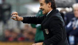 Prandelli fordert Disziplin von Balotelli und Co. (Foto)