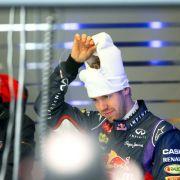 Vettel wünscht Eintracht Frankfurt «super Rückrunde» (Foto)