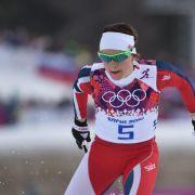 Norwegin Falla gewinnt Sprint-Gold im Langlauf (Foto)