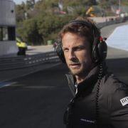 Einer der Vettel-Jäger: Button vor besonderem Jahr (Foto)