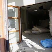 Sotschi kämpft mit Hotelpannen und Baupfusch (Foto)
