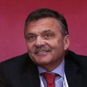 Weltverbandschef will NHL-Profis zu 2018 überreden (Foto)