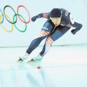 Lee Eisschnelllauf-Olympiasiegerin über 500 Meter (Foto)