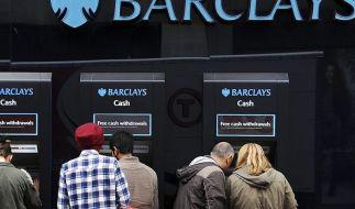 Barclays streicht Tausende Stellen und erhöht gleichzeitig Boni (Foto)