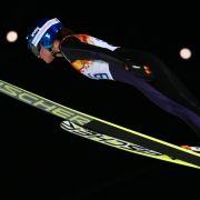 Carina Vogt auf Medaillenkurs:Führung nach erstem Durchgang (Foto)