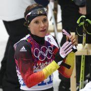 Schwach wie nie:Schock für deutsche Biathletinnen (Foto)