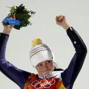 Carina Vogt: Habe nur auf eine Medaille gehofft (Foto)