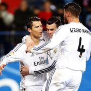 Ronaldo schießt Real ins spanische Pokalfinale (Foto)