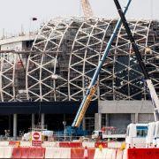 Gewerkschaftsbund kritisiert Maßnahmen in Katar (Foto)