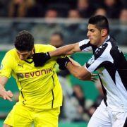 Zambrano gegen Lewandowski: Das hitzige Duell (Foto)