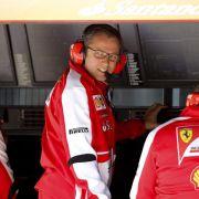 Ferrari-Teamchef: Red Bull noch nicht abschreiben (Foto)