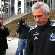 BDFL-Chef kritisiert HSV: «Prinzip Hire and Fire» (Foto)