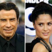 Salma Hayek und John Travolta als Ehepaar in «A Three Dog Life» (Foto)