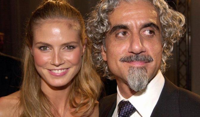 2001 mit Ehemann Ric Pipino