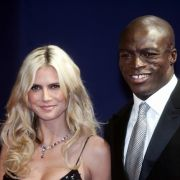 Seal und seine Freundin Heidi Klum