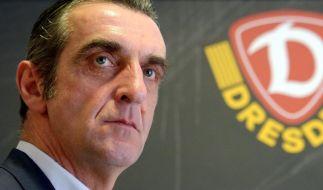 Nur noch Sport: Minge mit neuer Mission zurück bei Dynamo Dresden (Foto)