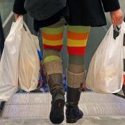 Kauflaune auch 2014 bestens: Mehr Geld für Erlebnis und Genuss (Foto)