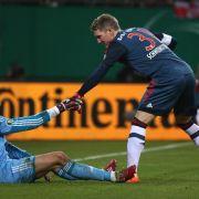 Bayern verpasst dem HSV die höchste Pokal-Heim-Pleite aller Zeiten (Foto)