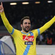 Florenz im italienischen Pokal-Finale gegen Neapel (Foto)