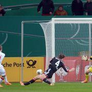 «Pokalschreck» FCK düpiert Bayer: 1:0 in Verlängerung (Foto)
