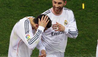 Real wieder Nummer 1 in Madrid - Attacke auf Ronaldo (Foto)