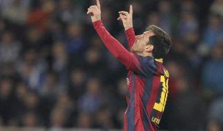 Clásico perfekt: Barca nach 1:1 im Pokalfinale (Foto)