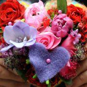 Am 14. Februar ist Valentinstag (Foto)