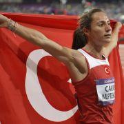 IAAF ruft CAS an: Alptekin wieder gesperrt (Foto)