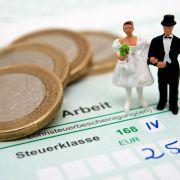 Richtige Steuerklasse kann Paaren Vorteile bringen (Foto)
