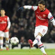 Nullnummer: Arsenal spielt Handbremsen-Fußball (Foto)