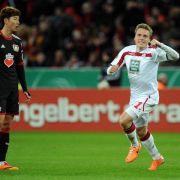 «Bleib' ruhig, Ruben»:Jenssen zockt Bayer ab (Foto)