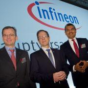 Infineon-Chef verspricht Aktionären gutes Jahr (Foto)