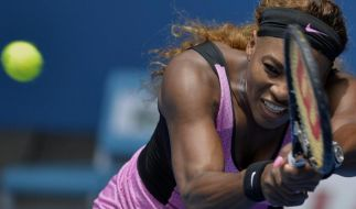Serena Williams kehrt in Dubai aufWTA-Tour zurück (Foto)