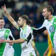 Wolfsburg wirbelt wie wild (Foto)
