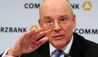Nach überraschend gutem Jahr: Commerzbank dämpft Erwartungen (Foto)