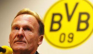 Traumfinale rückt näher - Watzke: «Wollen nach Berlin» (Foto)