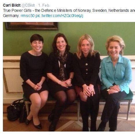 Mädels an die Waffen?! (Foto)