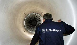 Militärsparte macht Triebwerkshersteller Rolls Royce Sorgen (Foto)
