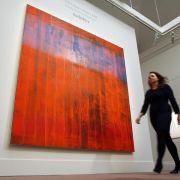 Richter-Gemälde für 17 Millionen Pfund versteigert (Foto)
