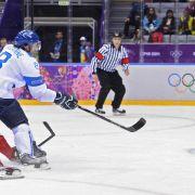 Rekord mit Schrecksekunde:Altstar Selänne verletzt (Foto)