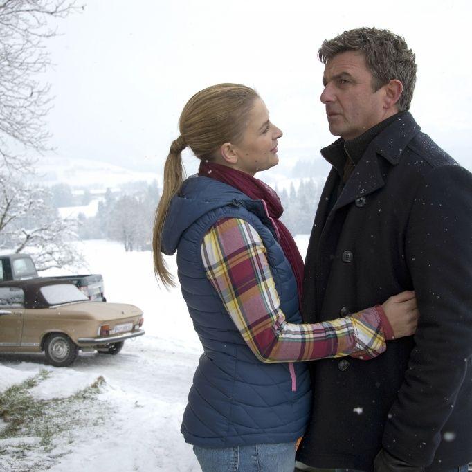 Kann Dr. Gruber mit seiner Anne glücklich werden? (Foto)