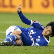 Schalkes Uchida droht Operation (Foto)