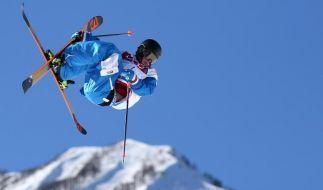 Olympia-Organisatoren: Keine Gefahr trotz Tauwetters (Foto)
