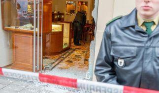 Teenager überfallen Edeljuwelier: Sieben Verdächtige in Haft (Foto)