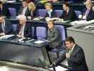 Gabriel wirbt im Bundestag für 8,50 Euro Mindestlohn (Foto)
