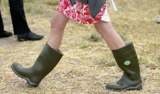 Londons Mode hofft auf «Britishness» (Foto)