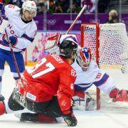 Vancouver-Olympiasieger Kanada gewinnt (Foto)
