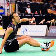Deutsche Badminton-Teams im EM-Viertelfinale (Foto)